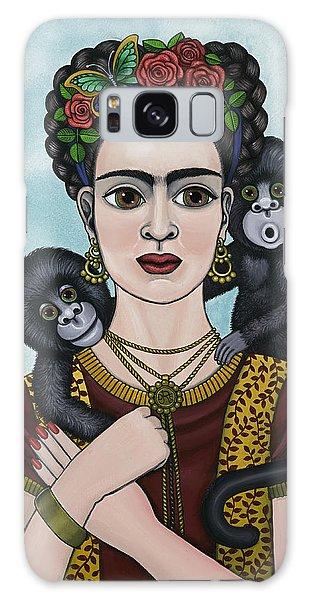 Frida In The Sky Galaxy Case