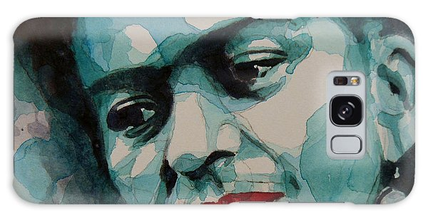 Mexico Galaxy Case - Frida Kahlo by Paul Lovering