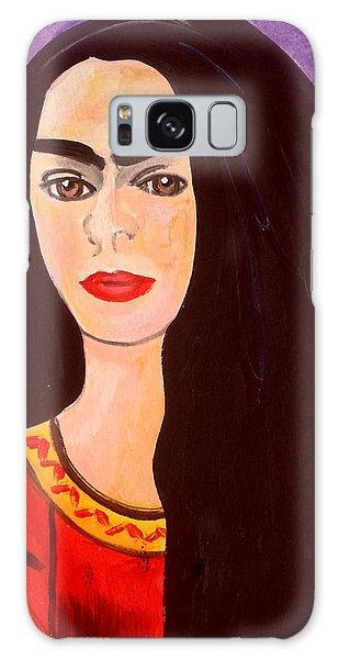 Frida Kahlo Young Galaxy Case