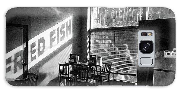 Restaurants Galaxy Case - Fried Fish by William Spangler