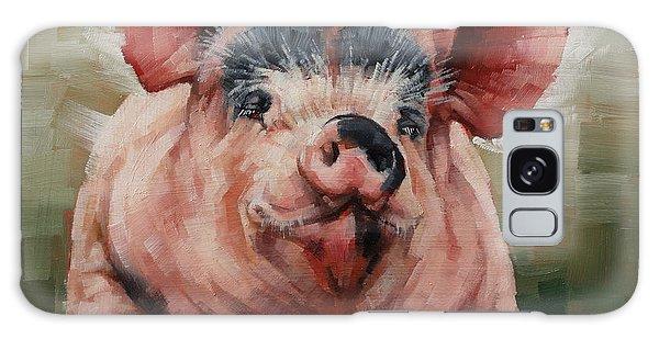 Friendly Pig Galaxy Case