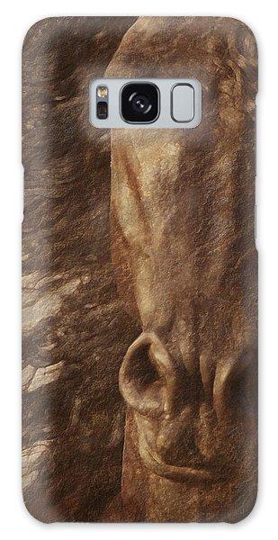 Friesian Spirit Galaxy Case by Melinda Hughes-Berland