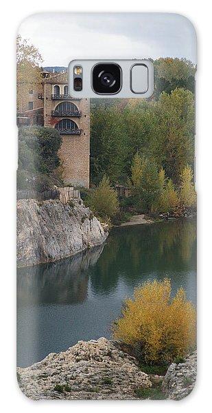 From Pont Du Gard Galaxy Case