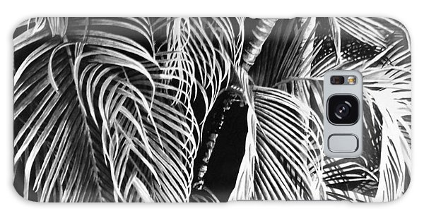 Fronds Galaxy Case