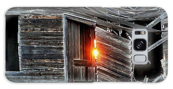 Front Door Sun Galaxy Case