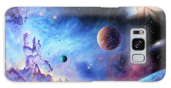 Frontiers Of The Cosmos Galaxy Case