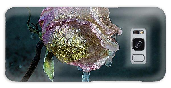 Frosen Rose Galaxy Case