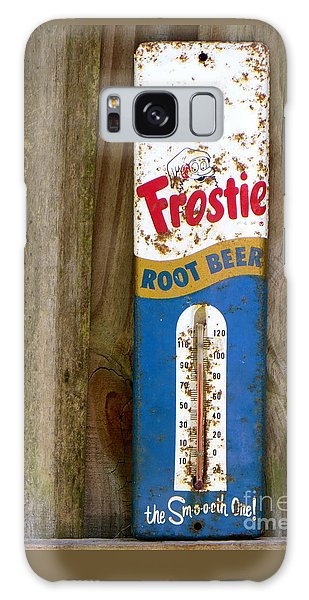 Frostie Root Beer  Galaxy Case by Joy Hardee