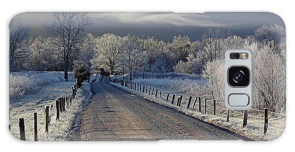 Frosty Sparks Lane Galaxy Case
