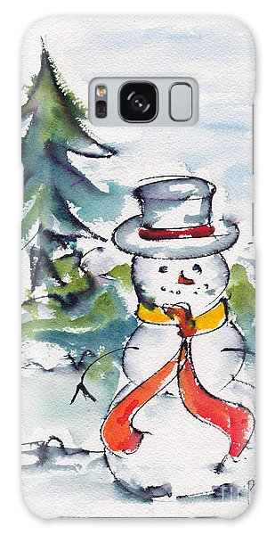 Frosty The Snowman Galaxy Case