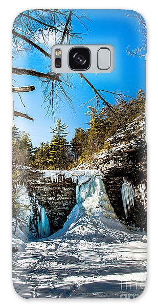 Frozen Awosting Falls Galaxy Case