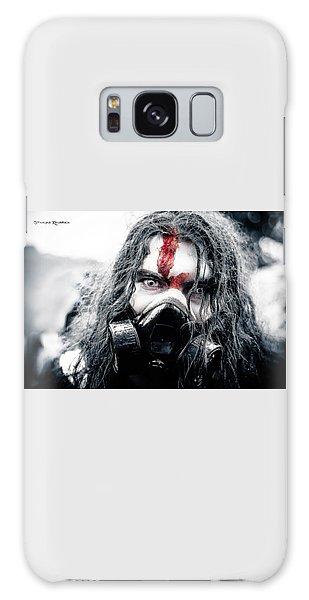 Galaxy Case featuring the photograph Frozen Blood by Stwayne Keubrick