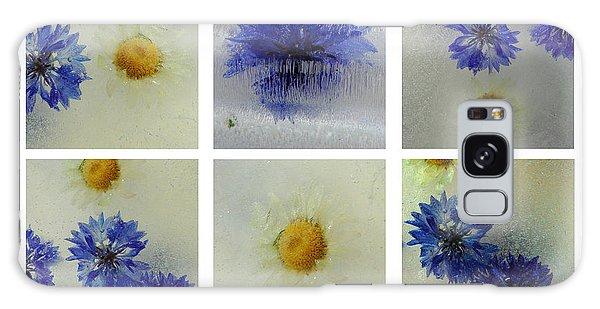 Frozen Blue Galaxy Case