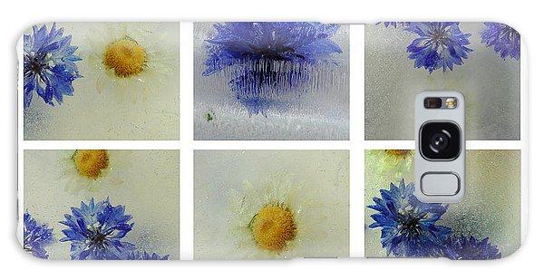 Frozen Blue Galaxy Case by Randi Grace Nilsberg