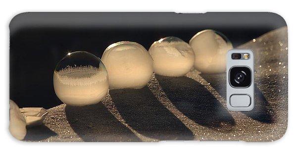 Frozen Bubbles Galaxy Case
