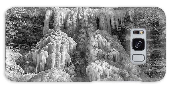 Frozen Cascades Galaxy Case