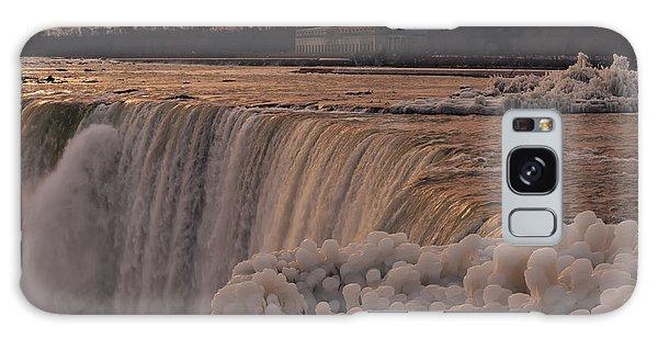 Frozen Falls Galaxy Case
