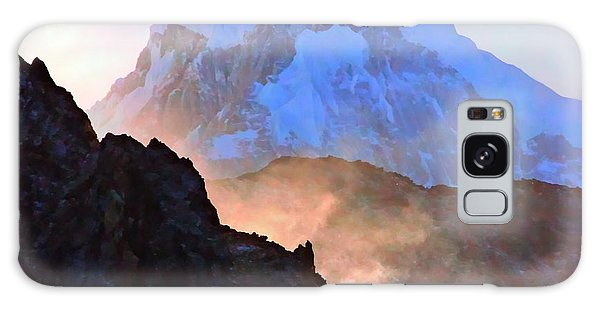 Frozen - Torres Del Paine National Park Galaxy Case