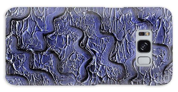 Frozen Moments Galaxy Case by Kenneth Clarke