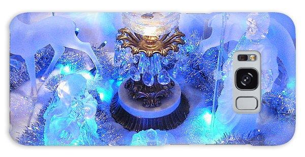 Frozen Nativity 2 Galaxy Case