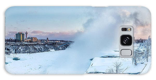 Frozen Niagara N1 Galaxy Case