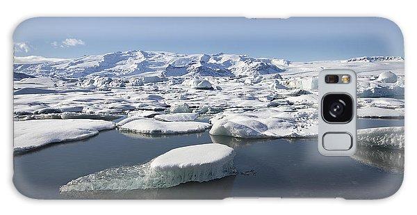 Tides Galaxy Case - Frozen Paradise by Evelina Kremsdorf