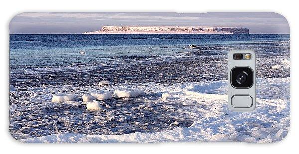 Frozen Shore Galaxy Case