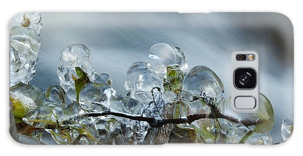 Frozen Wanderland I Galaxy Case