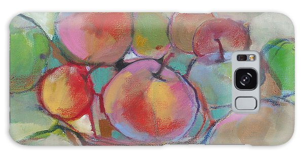 Fruit Bowl #5 Galaxy Case