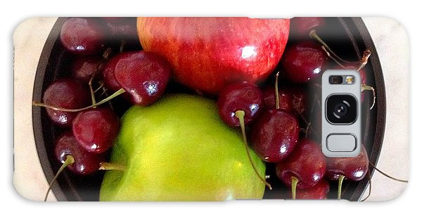 Fruit Bowl Galaxy Case by Brenda Pressnall