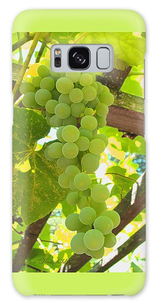 Fruit Of The Vine - Garden Art For The Kitchen Galaxy Case