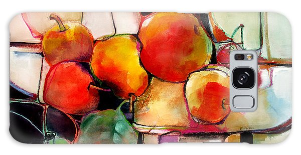 Fruit On A Dish Galaxy Case