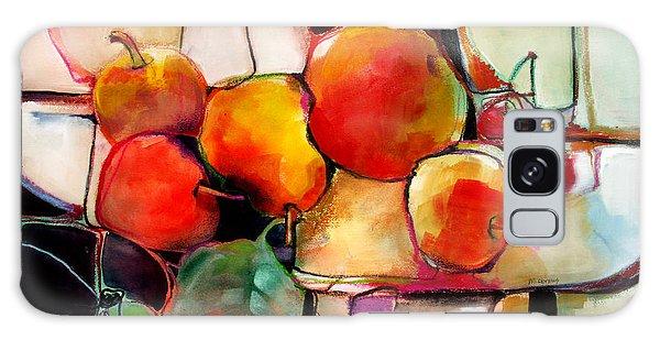 Fruit On A Dish Galaxy Case