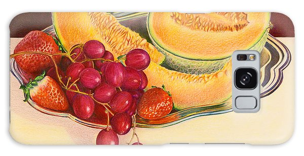 Fruit Platter Galaxy Case by Mariarosa Rockefeller