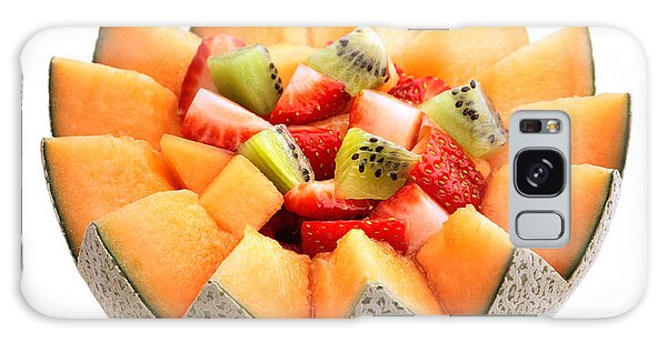 Strawberry Galaxy Case - Fruit Salad by Johan Swanepoel