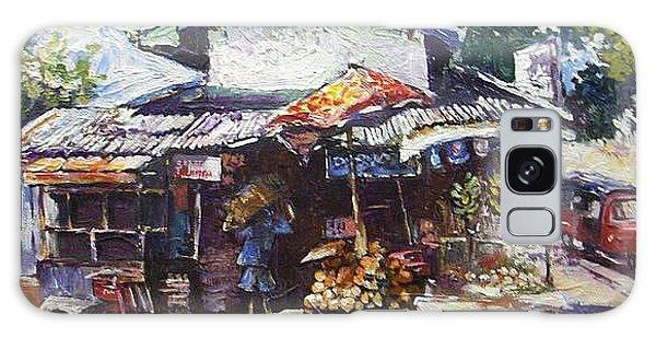 Fruit  Shop In Srilanka Galaxy Case
