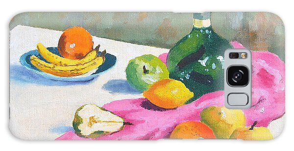Fruit Still Life Galaxy Case