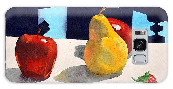 Galaxy Case - First Pear by Zuzana Vass