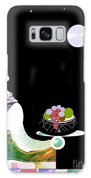 Fruitful Galaxy Case by Ann Calvo