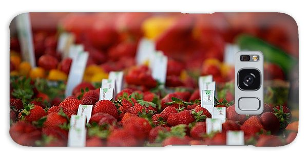 Fruits Galaxy Case by Andre Faubert