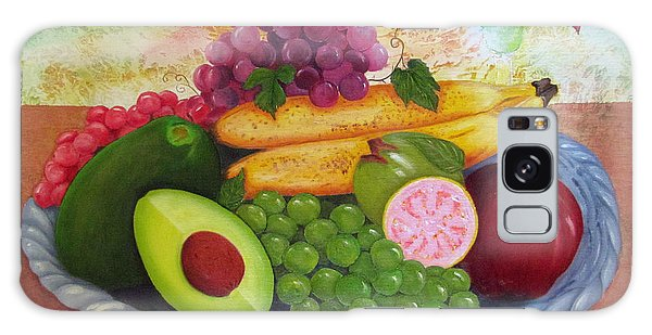 Fruits Delight Galaxy Case
