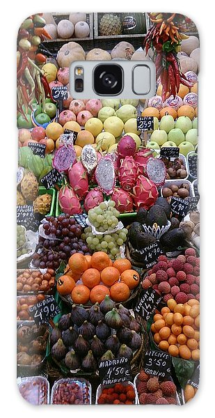 Fruits Galaxy Case