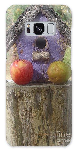 Fruity Home? Galaxy Case by Christina Verdgeline