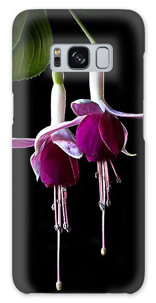 Fuchsias Galaxy Case