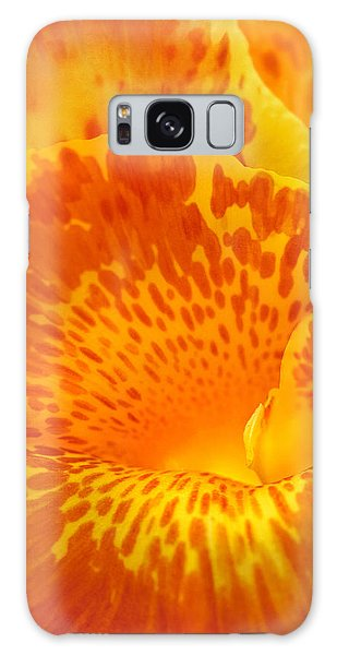 Full Color Canna Galaxy Case