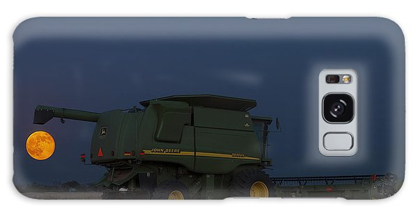 Full Moon And Combine Galaxy Case