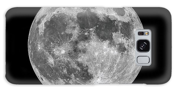 Full Moon Galaxy Case