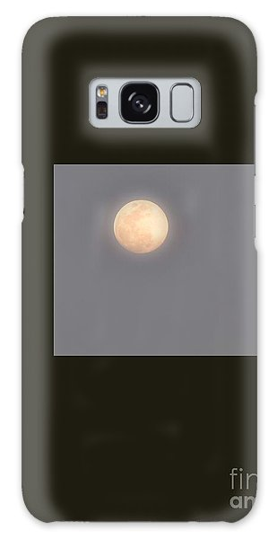 Full Moon Geometric Galaxy Case by Darla Wood