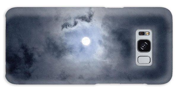 Full Moon Galaxy Case