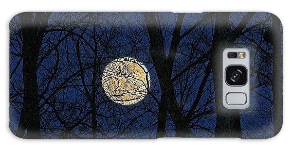 Full Moon March 15 2014 Galaxy Case